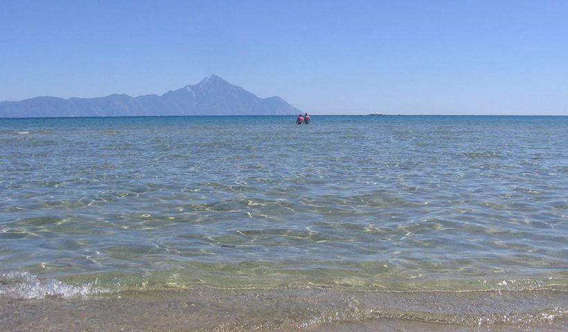 Sarti homokos tengerpartja