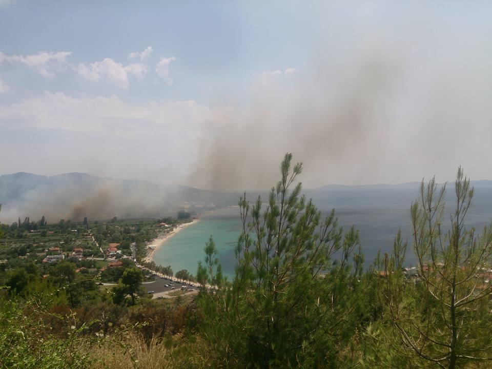 Tűz Marmaraszban
