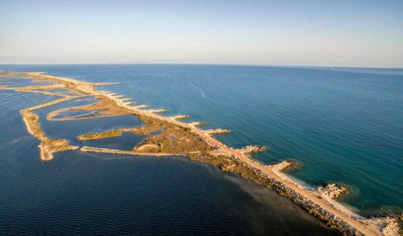 Paliopotamos, a legnagyobb görög tengerpart