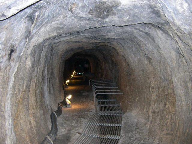 Eupalinosz alagút