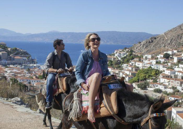 Nyár Görögországban filmjelenet