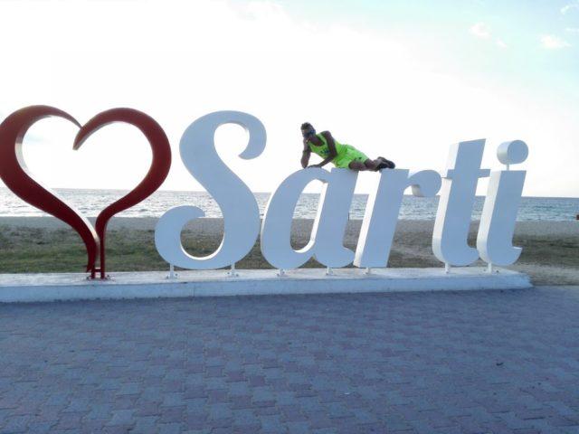 Love Sarti 2018