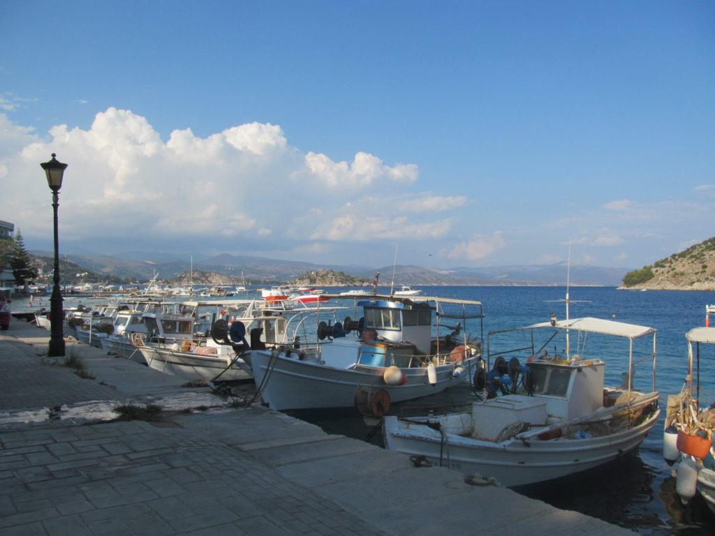 Tolo kikötő