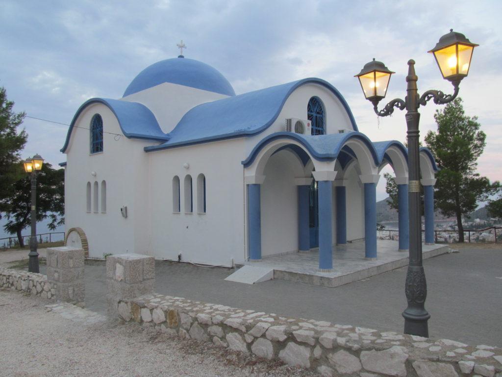 Kyriaki templom, Tolo