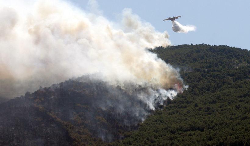 Tűzoltó repülőgép