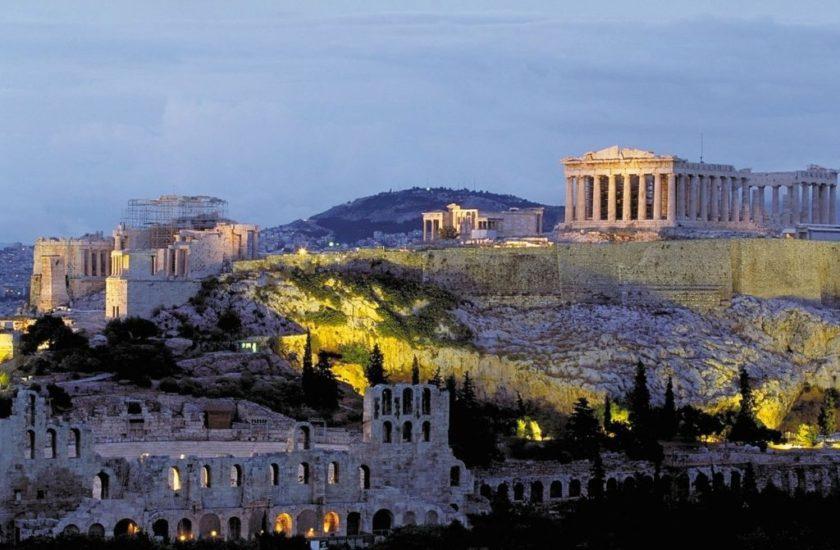 Az athéni fellegvár