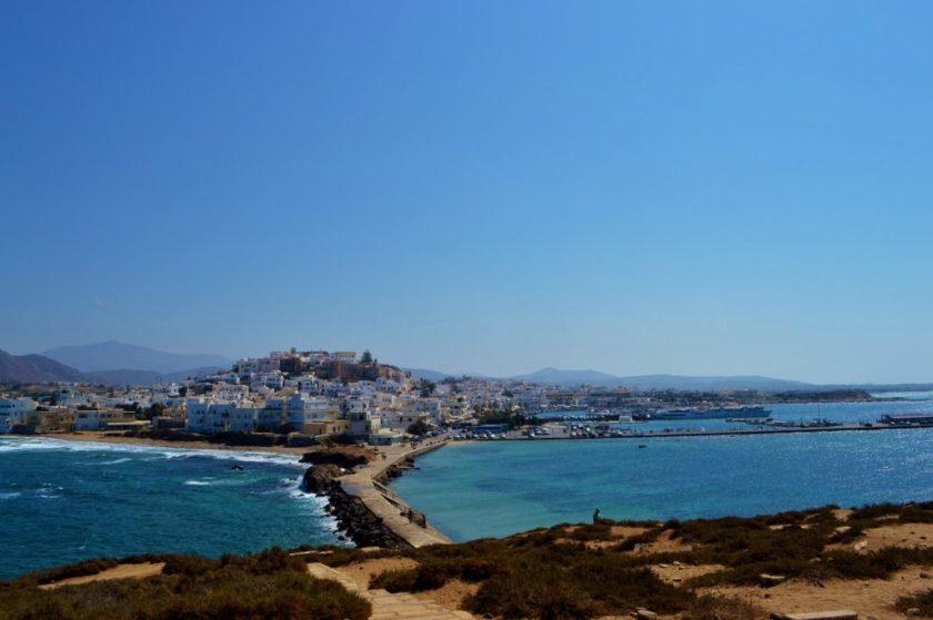 Naxos sziget, Kikládok