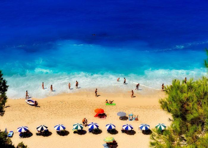 Görögországi strand
