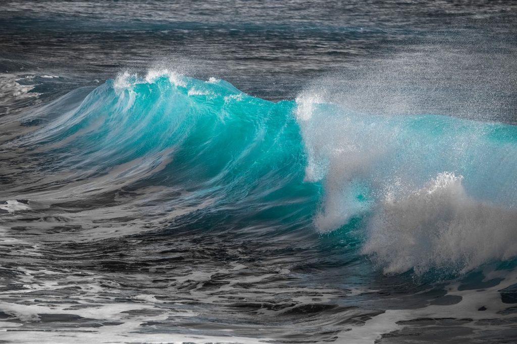 Kék hullámok