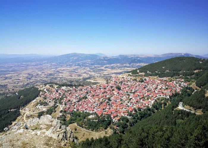 Livadi görög falu