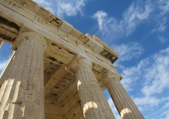 Ókori görög pillérek